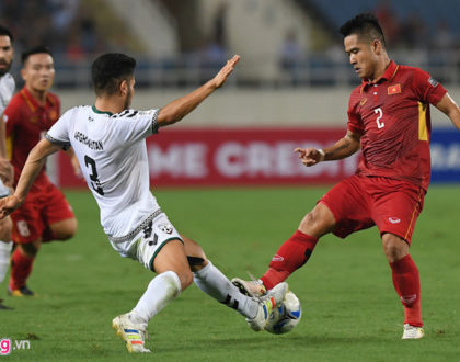 Báo nước ngoài chỉ điểm yếu của Việt Nam trước Asian Cup 2019